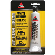 AGS Automotive WL-1H 1 1/4 Ounce White Lith Grease