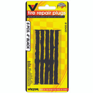 Victor 22-5-00105-8 Monkey Grip String Refl 5Pc Black 4In