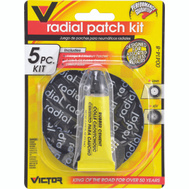 Victor 22-5-08816-M Monkey Grip Tire Radial Patch Kit Med