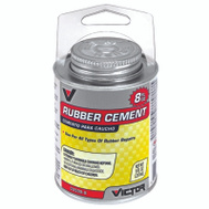 Victor 00599-VW Cement Rubber 8 Oz