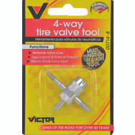 Victor 22-5-00714-8 Monkey Grip Valve Four Way Tool