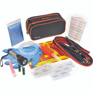 Victor 65101-8 Ready Emergency Roadside Kit 36 Pc