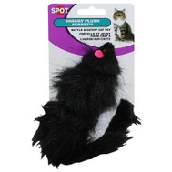 Ethical Pet 2906 Shaggy Ferret Cat Toy