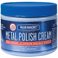Blue Magic 400 Metal Polish Cream 7 Ounce