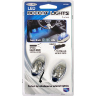 Custom Accessories 23735 Blue Beam Led Accent Light
