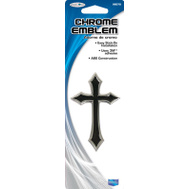 Custom Accessories 98070 Self Adhesive Cross Emblem