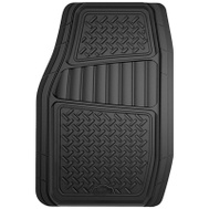 Custom Accessories 78830 2PC BLK HD Truck Mat