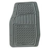 Custom Accessories 78831 2PC GRY HD Truck Mat
