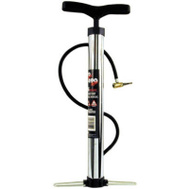 Custom Accessories 57721 Chrome Tire Pump 70 Psi