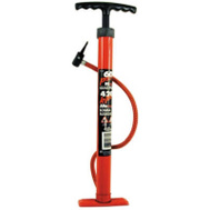 Custom Accessories 57772 RED Tire Pump