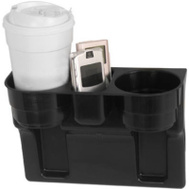 Custom Accessories 91125 Black Wedge Cup Holder