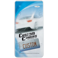 Custom Accessories 92516 Smoke License Cover