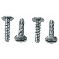 Custom Accessories 93366 4PK SS License Fastener
