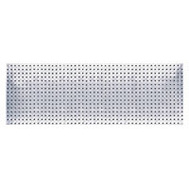 Knape & Vogt 0204-1648 John Sterling Heavyweight Diamond Plate Steel Pegboard 16 By 48 Inch