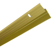 Thermwell A58/36H Doorsweep Alum Gold 1-5/8X36in