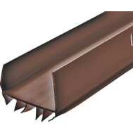 Thermwell B79/36H Frost King Slide On Door Bottom 1-3/4 Inch By 36 Inch Brown