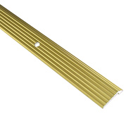 Thermwell H402SFB3 Frost King 3/4 By 36 Inch Fluted Gold Tile Edging