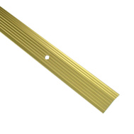 Thermwell H113FB/3 Frost King 1 By 36 Inch Satin Gold Carpet Bar