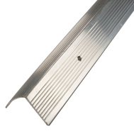 Thermwell H4128FS6 Frost King 1 1/8 By 72 Inch Silver Stair Edge