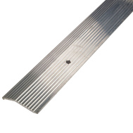Thermwell H591FS/6 Frost King Carpet Bar 1-1/2 Inch By 6 Foot Fluted Silver