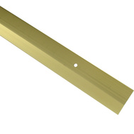 Thermwell H591FB/3 Frost King 1-1/2 By 36 Inch Satin Gold Carpet Bar