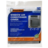 Thermwell AC2H Frost King Air Conditioner Outside Cover 18 By 27 By 16 By 6 Mil