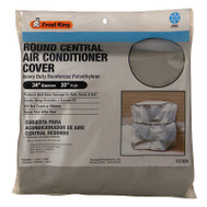Thermwell CC30XH Frost King Round Central Air Conditioner Cover 34 Dia By 30 9M