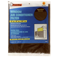 Thermwell F1524 Frost King Air Conditioner Filter 15 Inch By 24 Inch By 3/16 Inch