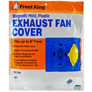 Thermwell EC108 Frost King Plastic Exhaust Fan Cover