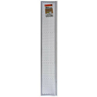 Thermwell G636W Frost King Gutter Screen 6-5/8Inx3ft Wht