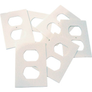 Thermwell OS6H Frost King Foam Outlet Sealers Pack Of 6