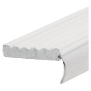 Thermwell GR7/10 Frost King Garage Door Vinyl Kit 2-3/4 By 7 Foot White