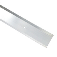 Thermwell ST175 Frost King Threshold 1-3/4 Inch Flat Top Silver