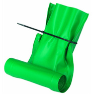 Thermwell DE46 Frost King 46 Inch Green Automatic Drain Away Downspout Extender