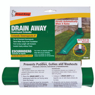 Thermwell DE200 Frost King Manual Drain Away 7Inx8ft Grn