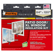 Thermwell V85M Frost King Wndw Insul Shrink Kit 62X210in
