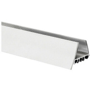 Thermwell UBD77W Door Sweep/Stop Sld-On White