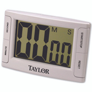 Taylor 5896 Jumbo Readout Digital Timer