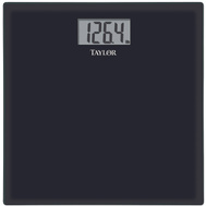 Taylor 755841932B High-Tempered Glass Electronic Scale Black