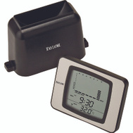Taylor 2755 Wireless Rain Gauge With Thermometer