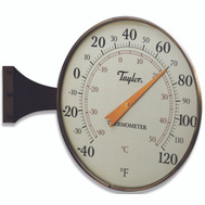 Taylor 480BZN Thermometer Dial 8-1/2 Inch Bronze