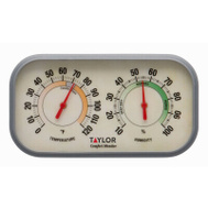 Taylor 5506 Thermometer W/Humidity Gauge