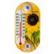 Taylor 4765 4 Inch Sunflwr Thermometer