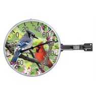 Taylor 5632 6 Inch Thermometer Birds