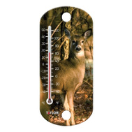 Taylor 5214 Thermometer Deer Window