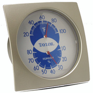 Taylor 5504 Thermometer Humidiguide Hygro