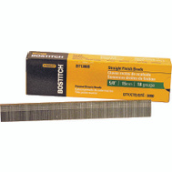 Stanley Bostitch BT1300B 5/8 Inch 18-Gauge Brown Head Stick Brad Nails (Pack Of 3000)