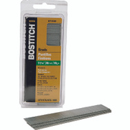 Stanley Bostitch BT1314B 1-3/16 Inch 18-Gauge Brown Head Stick Brad Nails (Pack Of 3000)