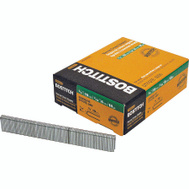 Stanley Bostitch SX5035-3/4G 3/4 Inch Leg 7/32 Inch Crown 18 Gauge Finish Staples (Pack Of 5000)