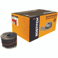 Stanley Bostitch C16P131D 3-1/2 Inch By 0.131 Smooth Shank 15 Degree Coil Framing Nails (Pack Of 2700)